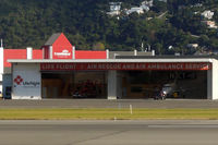 Wellington International Airport, Wellington New Zealand (NZWN) photo