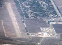 Leaders Clear Lake Airport (8Y6) - Aerial view of Leaders-Clear Lake Airport from 6000'. - by Kreg Anderson