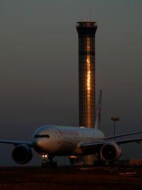 Paris Charles de Gaulle Airport (Roissy Airport), Paris France (LFPG) - tower CDG T1 - by Jean Goubet-FRENCHSKY
