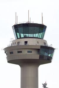 Salzburg Airport, Salzburg Austria (LOWS) - Salzburg Tower - by Marcus Stelzer
