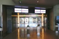 Los Angeles International Airport (LAX) - One of many new gates located inside the new Tom Bradley International Terminal taken on LAX Appreciation Day. - by speedbrds