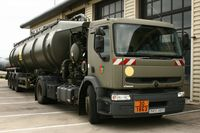 LFOA Airport - Military refueling truck, Avord Air Base (LFOA) - by Yves-Q