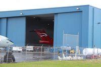 Opa-locka Executive Airport (OPF) - Opa Locka Maintenance hangar - by Florida Metal