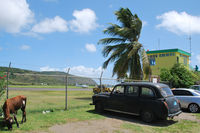F.D. Roosevelt Airport – Sint Eustatius, Netherlands Antilles,  Netherlands Antilles (TNCE) - Overview over EUX – and some extras ... - by Tomas Milosch