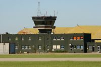 LFMY Airport - Control Tower, Salon De Provence Air Base 701 (LFMY) - by Yves-Q