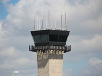 Tampa International Airport (TPA) - Tampa International Airport Control Tower - by Ron Coates