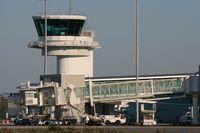 Brest Bretagne Airport, Brest France (LFRB) - Control Tower, Brest-Bretagne Airport (LFRB-BES) - by Yves-Q