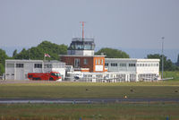 London Biggin Hill Airport - Biggin Hill tower and terminal building - by Chris Hall