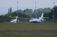 London Biggin Hill Airport - Bizjets at Biggin Hill - by Chris Hall