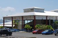 Vance W. Amory International Airport - Terminal building - by Tomas Milosch