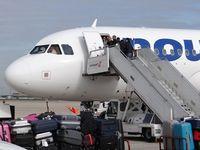 Paris Charles de Gaulle Airport (Roissy Airport), Paris France (LFPG) - CDG T3 departure to Djerba, Airbus Nouvelair - by Jean Goubet-FRENCHSKY