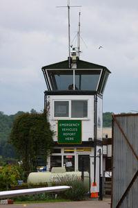 Wellesbourne Mountford Airfield - Wellesbourne Mountford tower - by Chris Hall