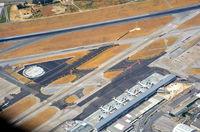 Portela Airport (Lisbon Airport), Portela, Loures (serves Lisbon) Portugal (LPPT) - LPPT New Aprons  Lisbon Airport, Portugal with part of TAP-Portugal Airbus A330-200 fleet, ready to leave for Brazil...   - by JPC