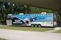 Lakeland Linder Regional Airport (LAL) - Strike Fighter Flight Simulator at Lakeland Linder Regional Airport, Lakeland, FL - by scotch-canadian