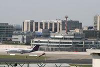 Brussels Airport, Brussels / Zaventem  Belgium (EBBR) - Satellite apron - by Daniel Vanderauwera