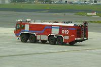 Brussels Airport, Brussels / Zaventem  Belgium (EBBR) - Rosenbauer - by Jean Goubet-FRENCHSKY