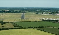 Norwich International Airport, Norwich, England United Kingdom (EGSH) - Landing onto runway 09 ! - by keithnewsome