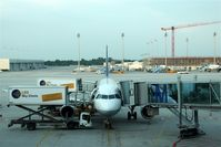 Munich International Airport (Franz Josef Strauß International Airport), Munich Germany (EDDM) - View over stand 205 to eastern parts of MUC..... - by Holger Zengler
