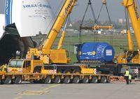 Graz Airport, Graz Austria (LOWG) - Volga-Dnepr Airlines Antonov AN-124-100 - by Andi F
