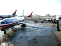 Los Angeles International Airport (LAX) - A morning at LAX  - by Paul H