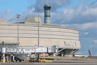 Paris Charles de Gaulle Airport (Roissy Airport), Paris France (LFPG) - CDG T1 - by Jean Goubet-FRENCHSKY
