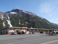 Valdez Pioneer Field Airport (VDZ) - Valdez terminal - by Jack Poelstra