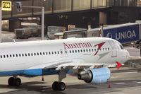 Vienna International Airport, Vienna Austria (LOWW) - Airbus A320 - by Florian B.