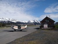 Seward Airport (SWD) - Seward airport AK - by Jack Poelstra