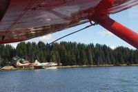 Homer-beluga Lake Seaplane Base (5BL) - Beluga lake Homer AK - by Jack Poelstra