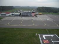 Lelystad Airport, Lelystad Netherlands (EHLE) - Tower and terminal - by Jack Poelstra