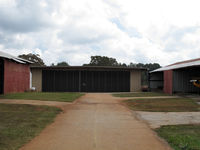 Peach State Airport (GA2) - old style hangars - by olivier Cortot