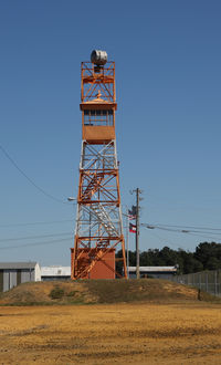 Crisp County-cordele Airport (CKF) - old control tower ? - by olivier Cortot