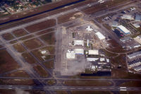 Palm Beach International Airport (PBI) - On approach to MIA, aerial view of the airport - by Bruce H. Solov