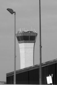 Chicago O'hare International Airport (ORD) - The old air traffic control tower at Chicago-O'Hare Int'l Airport - by Bruce H. Solov