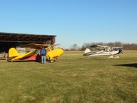 Red Stewart Airfield Airport (40I) - Nice Day - by Bill Gideon