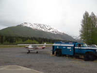 Girdwood Airport (AQY) - Girdwood  airport  AK - by Jack Poelstra