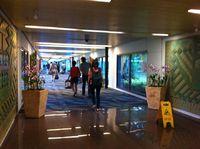 Soekarno-Hatta International Airport, Cengkareng, Banten (near Jakarta) Indonesia (WIII) - Soekarno-Hatta International Airport, Jakarta - Terminal 1 & Terminal 2 (Started operation in 1984) - by NN / Dito Roso