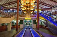 Soekarno-Hatta International Airport, Cengkareng, Banten (near Jakarta) Indonesia (WIII) - Soekarno-Hatta International Airport, Jakarta - Terminal 1 & Terminal 2 (started operations in 1984) - by NN