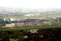 Soekarno-Hatta International Airport - SOEKARNO-HATTA International Airport Jakarta, aerial view - by NN