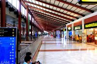 Soekarno-Hatta International Airport - Terminal 2 SOEKARNO-HATTA International Airport, Jakarta. - by NN