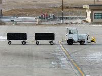 Rapid City Regional Airport (RAP) - At Rapid City - by Micha Lueck