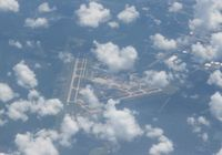 Jacksonville International Airport (JAX) - Overflying Jacksonville MCO-DTW - by Florida Metal