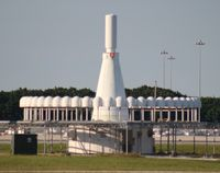 Palm Beach International Airport (PBI) - Palm Beach VOR - by Florida Metal