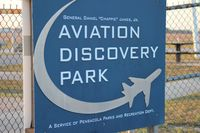Pensacola Gulf Coast Regional Airport (PNS) - Aviation Discovery Park at Pensacola - by Florida Metal