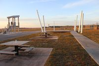 Pensacola Gulf Coast Regional Airport (PNS) - Aircraft viewing park at Pensacola Airport - by Florida Metal