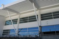 VC Bird International Airport - new terminal close to completion  - by All rights reserved to photographer