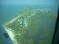 Tangier Island Airport (TGI) - Very Short Runway - by George Schmidt