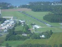 Hummel Field Airport (W75) - Short Runway - by George Schmidt
