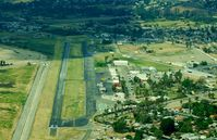 Flabob Airport (RIR) - RIR viewed westerly from 78D - by Larry Van Dam