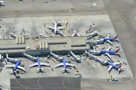 Los Angeles International Airport (LAX) - Southwest Terminal - by David Pauritsch